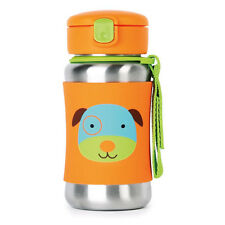 Skip Hop Zoo Snack Cup Dog Baby Feeding Cups Dishes Utensils Bn Excellent Quality In