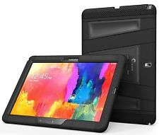 """Galaxy Note Tab Pro 12.2"""" Case Cover Dual Layer Hard Shockproof Kickstand Black"""