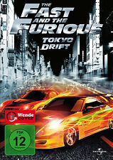 DVD * THE FAST AND THE FURIOUS : TOKYO DRIFT (3) # NEU OVP +