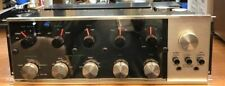 McIntosh C20 Tube Preamplifier Restored