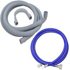Per LAVATRICE CANDY TUBO DI SCARICO TUBO di estensione Connection Kit 2.5m