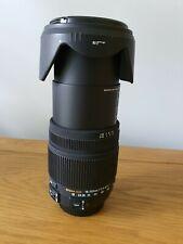 Sigma DC 18-250mm F/3.5-6.3 OS HSM Lens