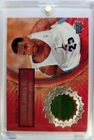 2003 03-04 Upper Deck Hardcourt LeBron James Rookie RC, Game Used Floor #LB6