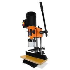 Wen Bench Mortiser Machine w Chisel Bit Set Onboard Tool Cast Iron Base 5 Amp