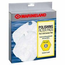 MARINELAND POLISHING FILTER PADS C 530 RITE SIZE X #PA11500. FREE SHIP TO USA