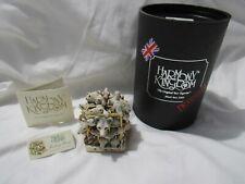 Harmony Kingdom Ltd FACTORY FRESH 499/3600 TJBB03 w/ Black Box 2003  SIGNED