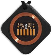 NEW Clarus Q-LINK Classic SRT-2 Black QLink Pendant