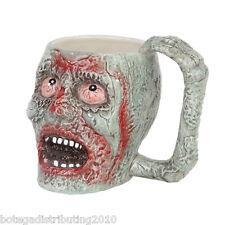 Zombie Ceramic Mug Undead Halloween Gift Coffee Mug Tea Walking Dead Scary