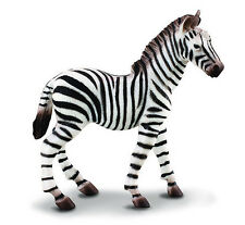 Free Shipping | CollectA 88168 African Common Zebra Foal Toy - New in Package