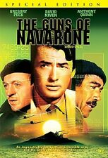 The Guns of Navarone (DVD, 1961, Subtitled in Multiple Languages)