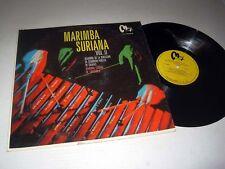 MARIMBA CORONA DE TAPACHULA Marimba Suriana Vol. 2 MAYA Mexico Pressing