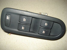 RENAULT LAGUNA ESTATE DOOR WINDOW SWITCH UNIT 05 ONWARDS