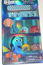Finding Dory Nail Art Set 8 Piece Nail Polish Set NEW