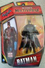 Batman DC COMICS multiverse action figure NISB Arkham