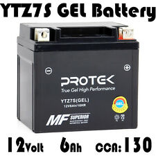 NICHE AGM Battery w//charger for YTZ7S fits Husqvarna TE250 TE300 /& more