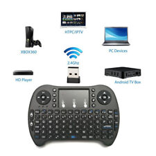 Mini Wireless Keyboard 2.4Ghz Air Fly Mouse Touchpad For Android Smart TV Box PC