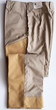 Rare Vintage Mens Pants Trousers Mesquite Niver Western Wear Twill Panels 29 NWT
