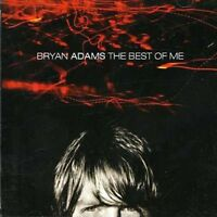 Bryan Adams Best of me (1999) [CD]