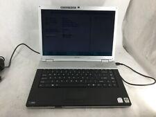 Sony Vaio VGN-FZ145E Intel Core Duo CPU 2GB RAM Laptop Computer -CZ