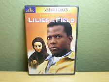 Lilies of the Field MGM Vintage Classics DVD Sidney Poitier Widescreen