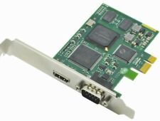 PCI-E video capture card with HDMI/DVI/Component/CVBS+Audio LR/S-Video input
