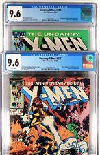 Uncanny X-men # 175 178 199 CGC  9.6 -  3 Comic Lot 1 Set ,not 9.8