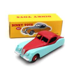 DeAgostini Dinky toys 157 Jaguar XK120 Coupe Diecast Models Collection 1/43