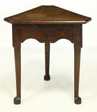 18th Century English Oak Cricket Table FREE Nationwide Delivery