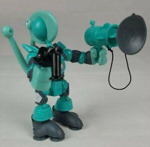 "2006 Yuri Uranus 6.5"" Fisher-Price Action Figure #7 Planet Heroes w/Accessories"