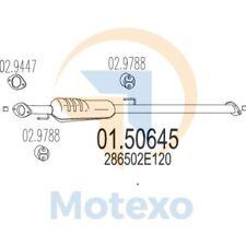 MTS 01.50645 Exhaust HYUNDAI Tucson 2.0i 16V 2WD 141bhp 04/04 -