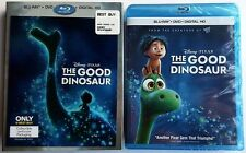 "DISNEY/PIXAR ""THE GOOD DINOSAUR"" (BLU-RAY/DVD+DIG HD) LENTICULAR SC/BEST BUY/NEW"