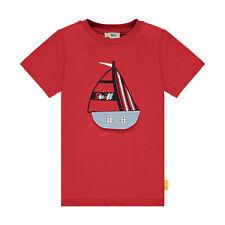 STEIFF® Jungen T-Shirt kurzarm Aufklapp-Segelboot 80-122 F/S 2020 NEU!