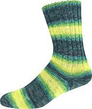 ONline Sockenwolle Supersocke 4-fach Merino Extrafein 100 g Sort. 286 Farbe 2482