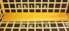 R15 Wandboard Kirschholz Massiv Regal Steckboard Regalbrett 40mm x 19cm x 98cm