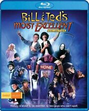 BILL & TED'S MOST EXCELLENT COLLECTION - BLU RAY - Region A - Sealed