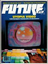 FUTURE #23 DEC 1980 NM 9.4 FUTURE MAGAZINE INC PUBLISHING - UTOPIA VIDEO