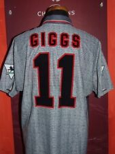 GIGGS MANCHESTER UNITED 1995-1996 MAGLIA SHIRT CALCIO FOOTBALL MAILLOT JERSEY