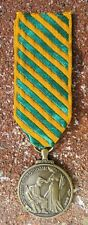 Irish Army Good Conduct Medal with ribbon