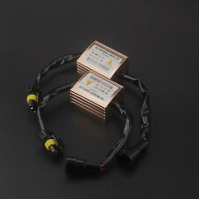 2pcs Anti-Flicker Warning Error Decoder Canceller Capacitor For Xenon HID Light