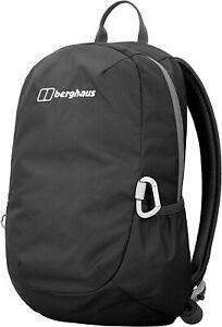 Berghaus TwentyFourSeven Plus 15 Litre Outdoor Rucksack Backpack Black BRAND NEW