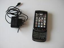 BlackBerry Torch 9800 - 4GB - Black (Unlocked) Smartphone (QWERTY)