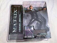McFarlane THE MATRIX Series 2 Agent Smith Action Figure MOC Sealed