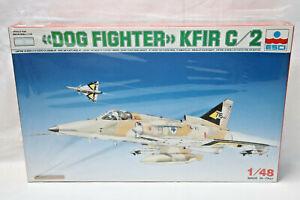 ESCI 4007 DOG FIGHTER KFIR C/2  1:48