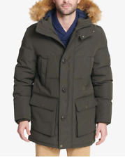 Tommy Hilfiger Mens Arctic Cloth Full Length Quilted...