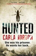 """""""VERY GOOD"""" Norton, Carla, Hunted (Reeve Leclaire 2), Book"""