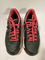 Asics Gel - BlackHeath 5 Women's Hockey Shoes Black/Pink/White Size 7.5 (P474Y)