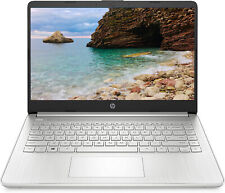 "Новый HP 14"" Intel Core i3 256 ГБ SSD 4 ГБ ОЗУ считыватель отпечатков пальцев Win 10 Home серебро"