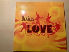 """The BEATLES 'Love' 12"""" Double Vinyl"""