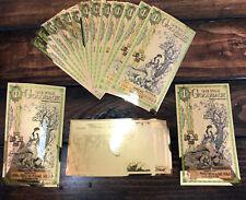 - SKU#218158 1 Nevada Goldback 24k Aurum Gold Foil Note