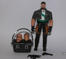 Action Force Gi Joe Rare Agent Faces Valor Vs Venom Hasbro